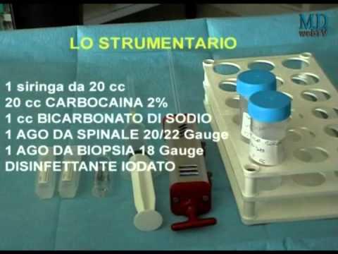Prostata: biopsia