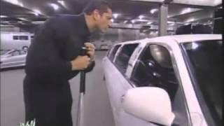 SD! 17 2 05 Batista Destroys JBL's Limo Vidéo