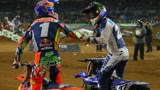 Chad Reed Penalized For St. Louis | 2017 AMA Supercross  News Update