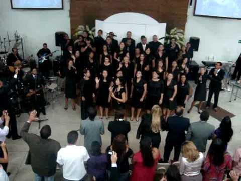 Igreja Evangélica Projeto Ômega - Aniversário de 11 ANOS - Louvor