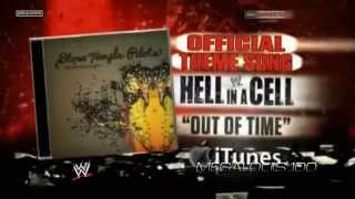 WWE Hell In A Cell 2013 Official Theme Song ''Out Of