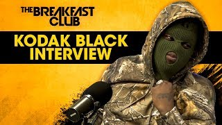 Kodak Black Talks Decision To Leave Florida, His New Girlfriend, New Album + More