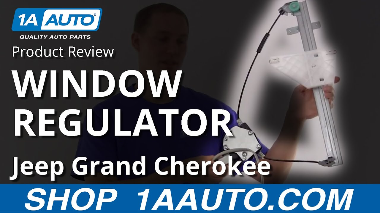 1awrg00534 jeep grand cherokee power window regulator for 02 jeep grand cherokee window regulator
