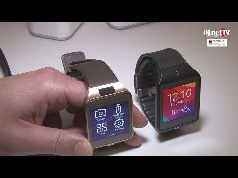 Galaxy Gear 2 et Gear 2 Neo : les deux nouvelles montres connectées de Samsung
