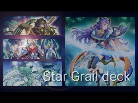 Yugioh! Star grail deck profile OCG / Junio 2017