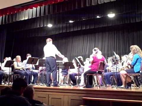 CHS Concert Band - Chorale and Shaker Dance II