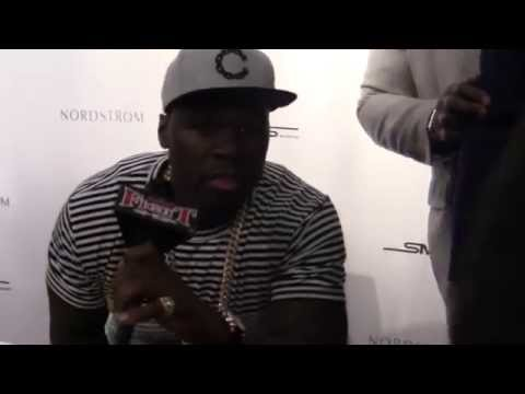 EXCLUSIVE: 50 CENT ANSWERS FLOYD MAYWEATHER FIGHT CHALLENGE!