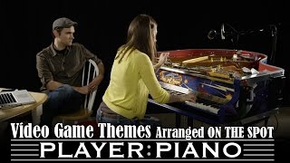 Video Game Themes (On the Spot) - PLAYER PIANO