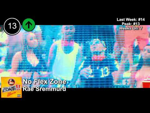Top 25 - Billboard Rap Songs | Week of September 6, 2014