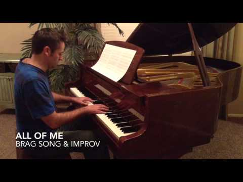 All of Me - FREE PIANO SHEET MUSIC - John Legend