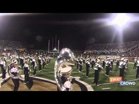 Ohio University Marching 110 - The Fox - Ylvis