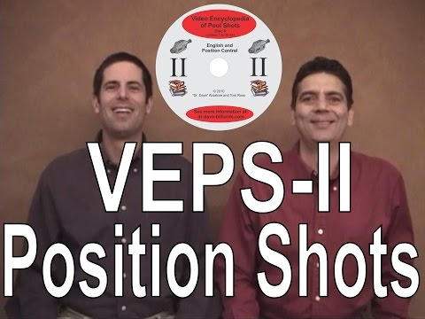 VEPS II - English and Position Control DVD