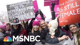 Chelsea Handler Leaves Show To Get Women Elected | AM Joy | MSNBC