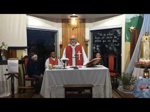 Santa Missa | 14.05.2020 | Quinta-feira | Padre José Sometti | ANSPAZ