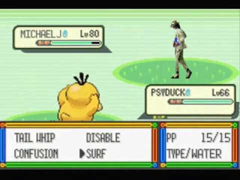 神奇寶貝與麥克的對戰,到底誰會贏呢!?