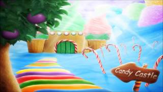 Happy Christmas Music Candyland