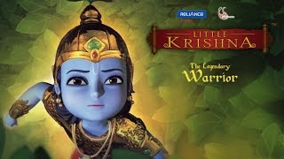 Little Krishna - The Legendary Warrior - English