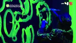 وائل عبدالهادي - النصف نهائيات - عرب غوت تالنت 3 الحلقة 12