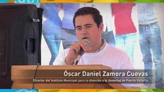 Arrancan las actividades del programa 'Jóvenes por Vallarta'