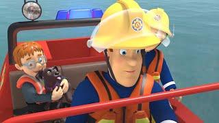 Požiarnik Sam - Záchrana v rieke