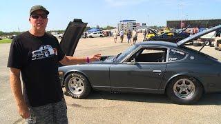 Turbo LS-Powered Datsun 240Z  - Roadkill Extra Free Episode. MotorTrend.