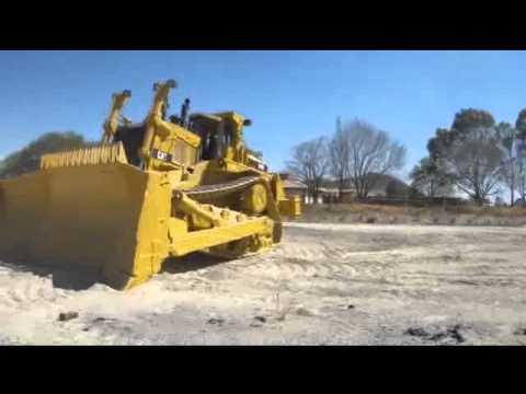 Caterpillar D11R - GVA Maquinaria
