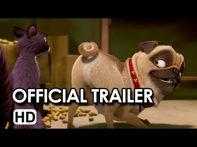 The Nut Job Official Trailer #1 (2014) HD