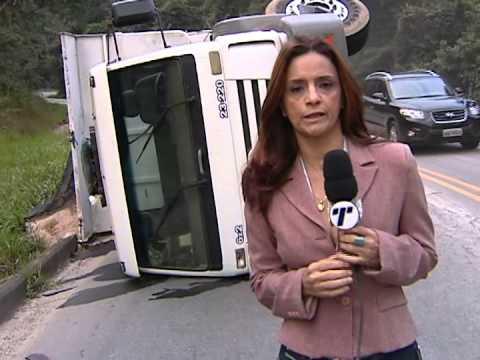 Quatro acidentes no trecho entre Domingo Martins e Marechal Floriano