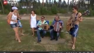 Yodel-Family Oesch's Die Dritten In Finland 28.6 4.7