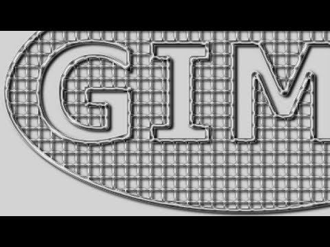 GIMP 2.8 Tutorial - Wire Art