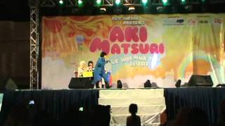 [Aki matsuri 2011] UFO view on youtube.com tube online.