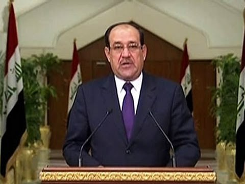 Iraqi Shiites Pushing for Al-Maliki's Removal