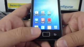Como Cambiar El Idioma A Samsung Galaxy Ace S5830 Español