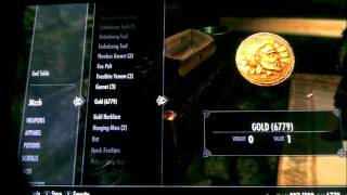 Skyrim: How To Get A Free House! (Xbox, PC, PS3)