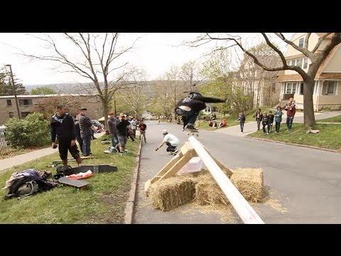 Comet Skateboards // Ithaca Slide Jam 2012