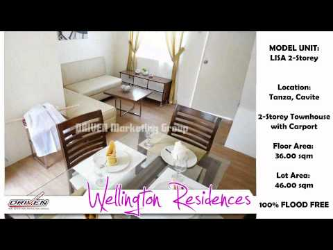 5k Monthly CHEAP Rent to Own House and Lot in Tanza Cavite - Wellington Residences