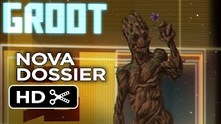 Exclusive Groot Character Profile - Guardians of the Galaxy (2014) - Vin Diesel Movie HD