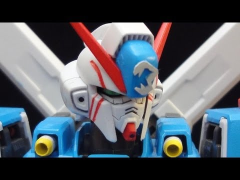 MG Crossbone X3 (Part 1) Gundam X-3 gunpla painted model review