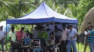 Courier Boy Kalyan - Vaalu Kalla Pilla Making Video