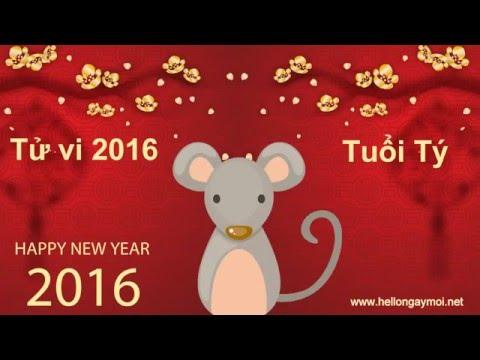 Xem bói tử vi 2016 chuẩn xác cho người tuổi Tý tuổi Chuột