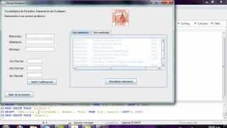 Control Escolar Netbeans Y Mysql.mp4