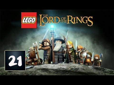 We Play: LEGO: The Lord of the Rings - Part 21 (Gameplay, Walkthrough)