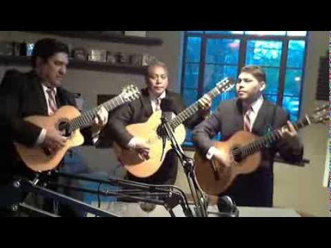 Triolos primos de mexico (Radio Vive) Entrevista 2