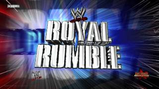 "WWE Royal Rumble 2012 Theme Song ""Dark Horses"" By"
