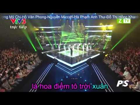 Áo Mới Cà Mau Sub- HD -Hát cùng Phương Mỹ Chi-29/9/2013-Giọng Hát Việt Nhí-The Voice Kids