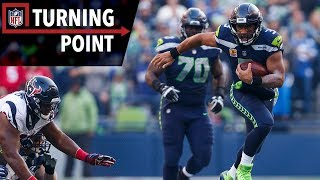Russell Wilson Out-Duels Deshaun Watson in Classic Shootout (Week 8) | NFL Turning Point