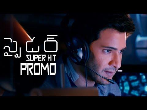 SPYDER-Movie-Latest-Promo