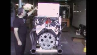 Chevy Crate Engine 427 SBC 550HP