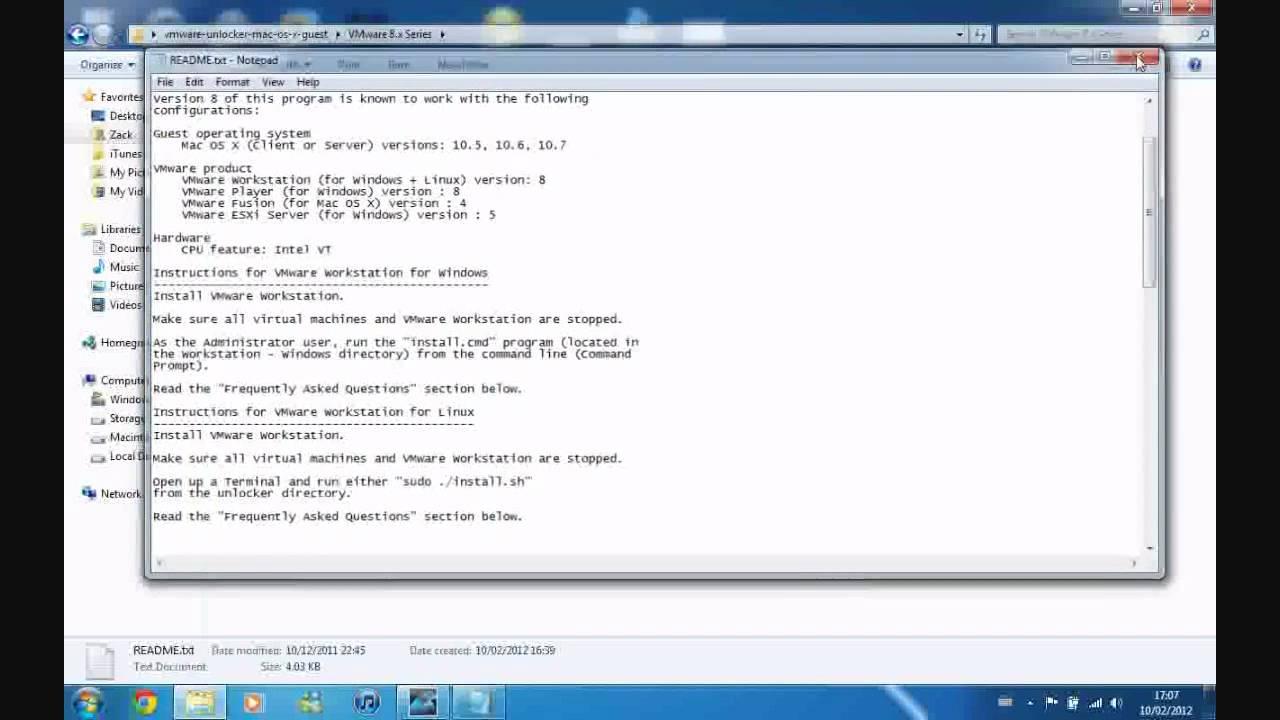 Vmware 8.0.2