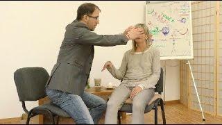 Wie funktioniert Armlevitation & Armkatalepsie mit Hypnose? Demo Jörg Fuhrmann
